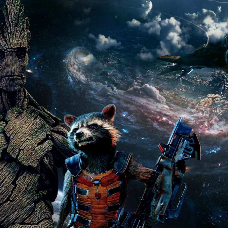 10 Most Popular Rocket And Groot Wallpaper FULL HD 1920×1080 For PC Desktop 2020 free download groot and rocket wallpaper 1920x1080 marvel 800x800
