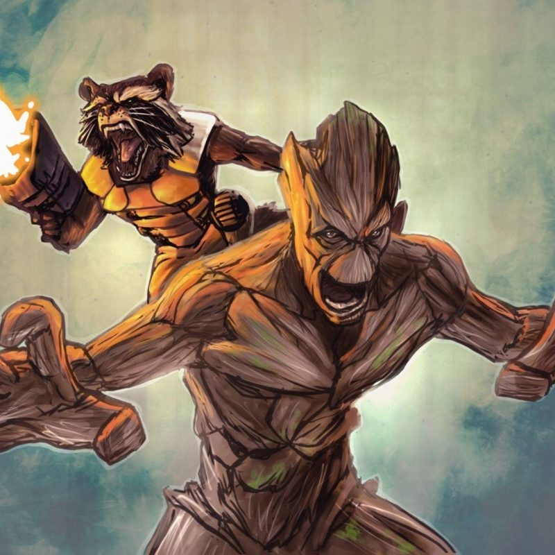 10 Most Popular Rocket And Groot Wallpaper FULL HD 1920×1080 For PC Desktop 2020 free download groot wallpapers wallpaper cave 1 800x800