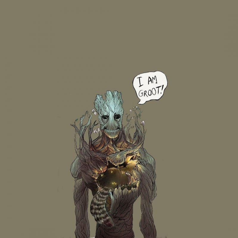 10 Most Popular I Am Groot Wallpaper FULL HD 1920×1080 For PC Background 2018 free download groot wallpapers wallpaper cave 800x800