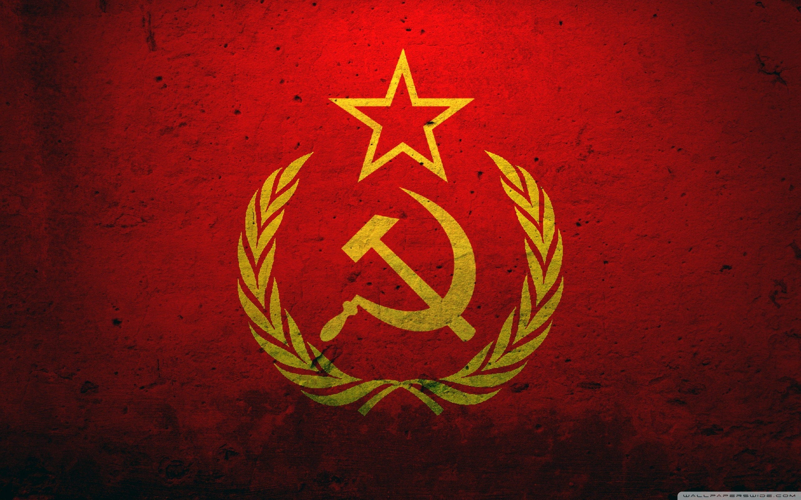 grunge flag of the soviet union ❤ 4k hd desktop wallpaper for 4k
