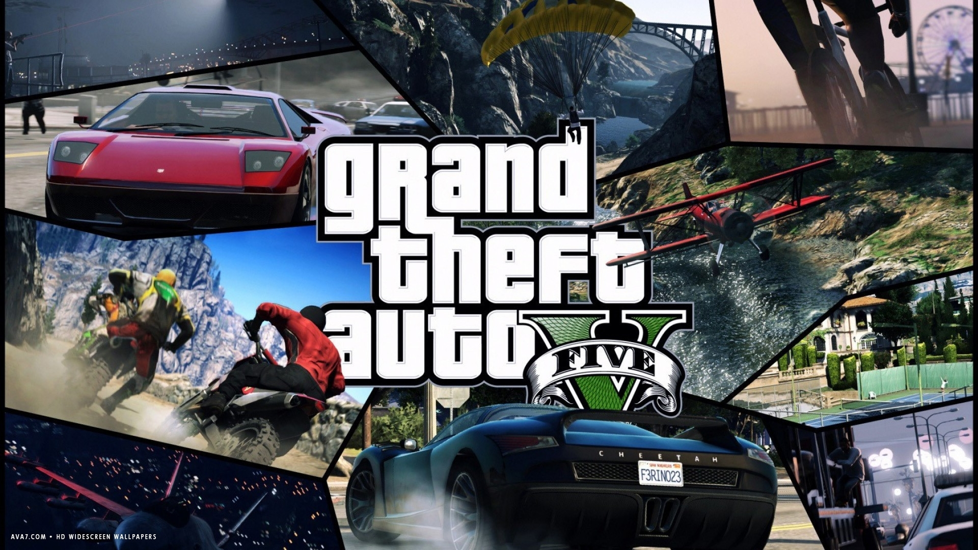 gta 5 game tiles gta v grand theft auto 5 hd widescreen wallpaper