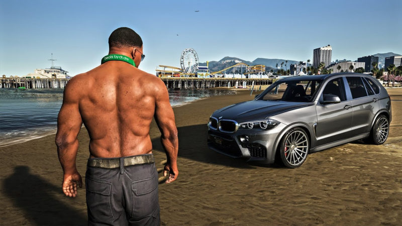 10 New Gta V Pics FULL HD 1080p For PC Desktop 2020 free download gta v 2018 best graphics mod 4k naturalvision e29caa remastered youtube 800x450