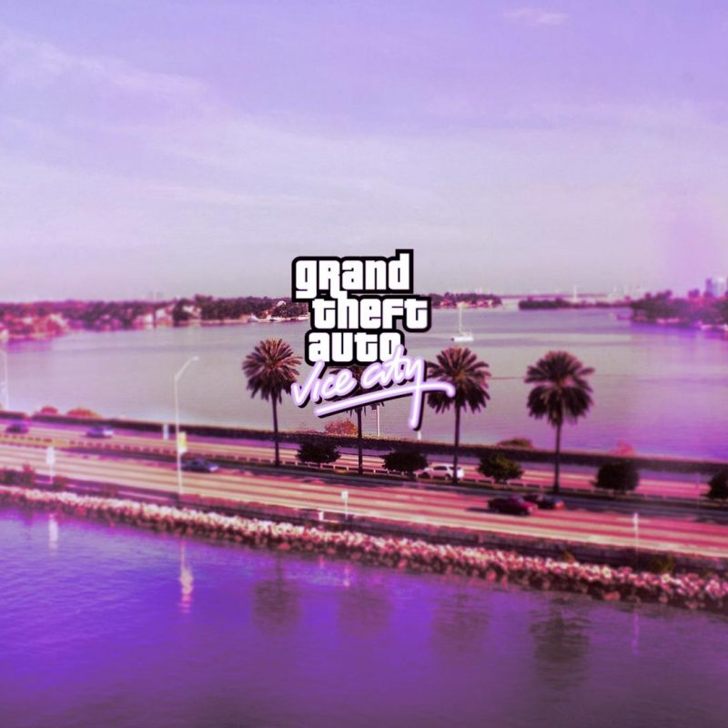 10 Most Popular Gta Vice City Wallpaper FULL HD 1920×1080 For PC Desktop 2018 free download gta vice city wallpaper i made for my friend imgur 1 800x800