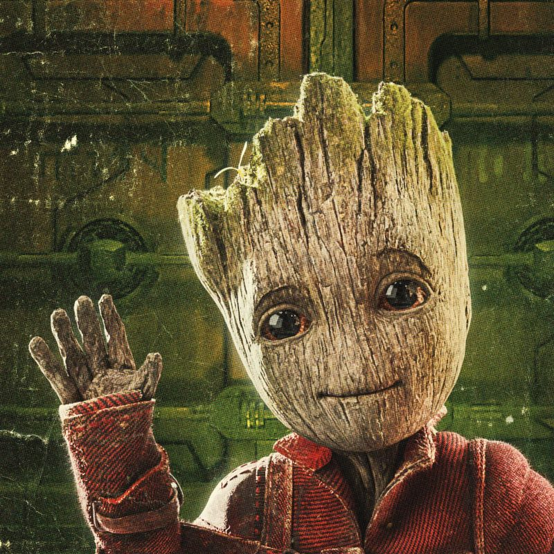 10 Most Popular I Am Groot Wallpaper FULL HD 1920×1080 For PC Background 2018 free download guardians of the galaxy vol 2 mobile wallpapers 136 1st batch 800x800