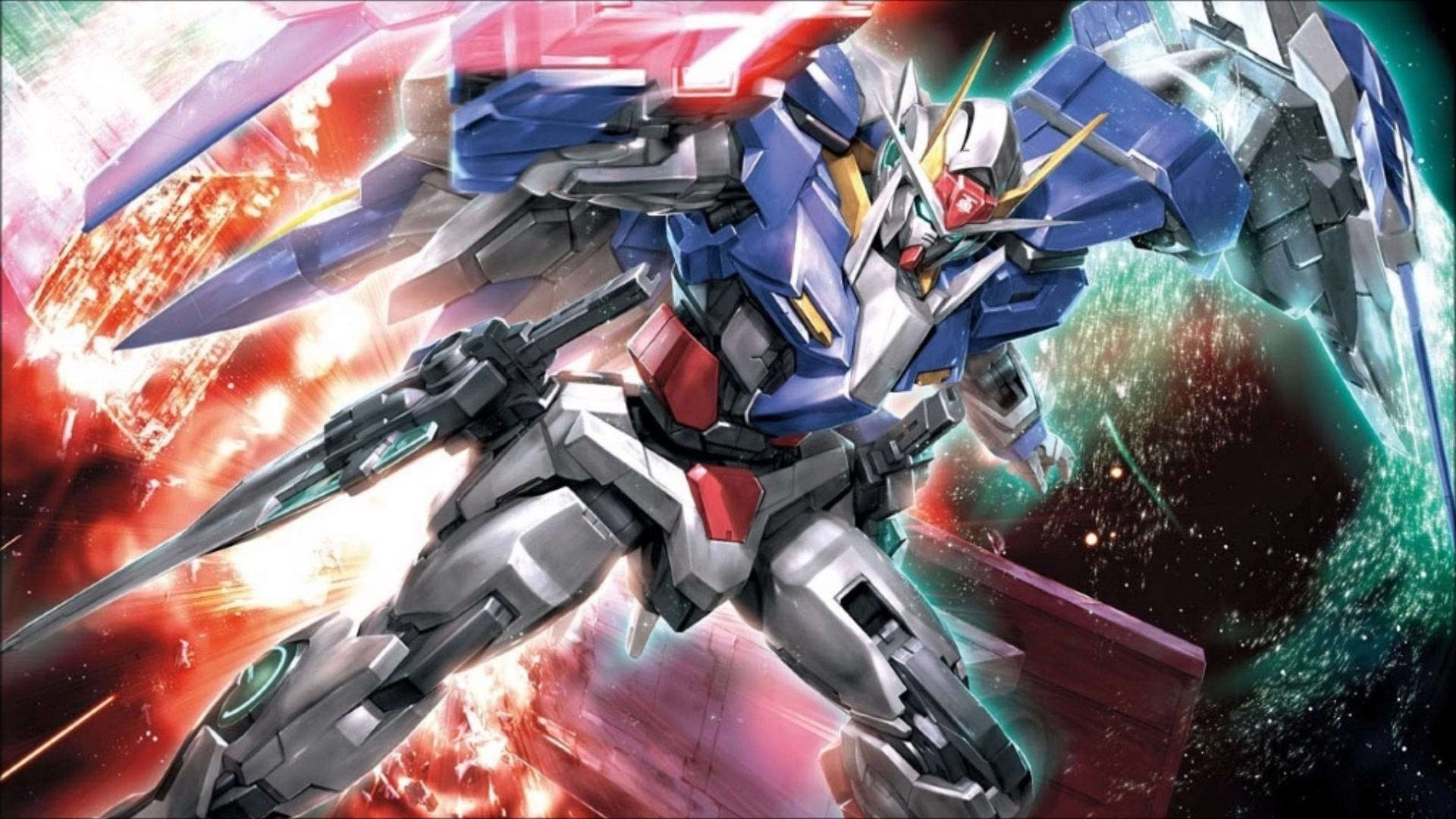 gundam 00 raiser wallpaper (54+ images)