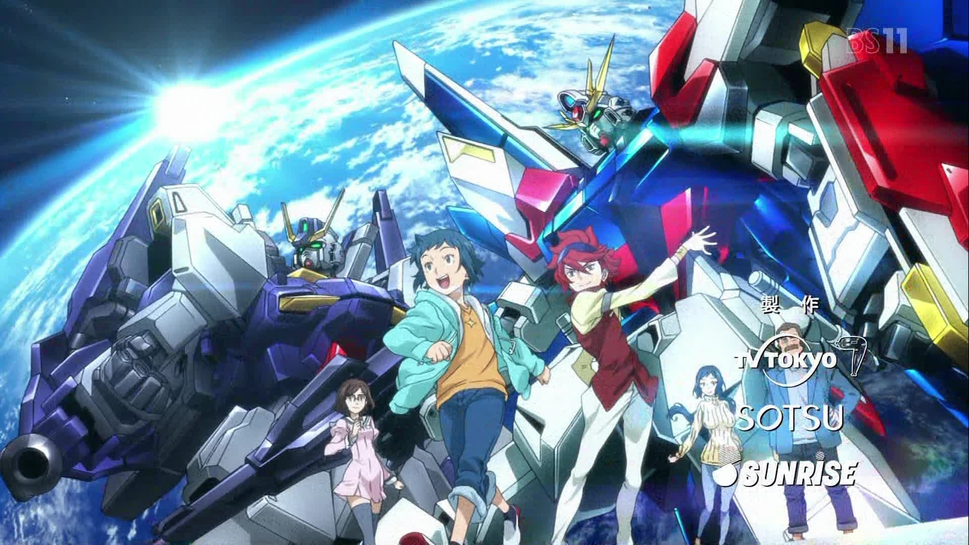 gundam build fighters wallpapers, anime, hq gundam build fighters