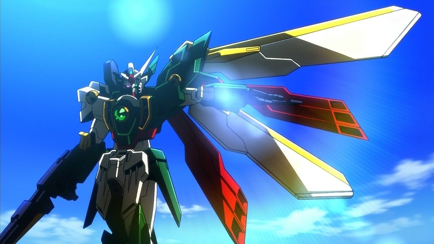 gundam build fighters wallpapers - wallpaper cave