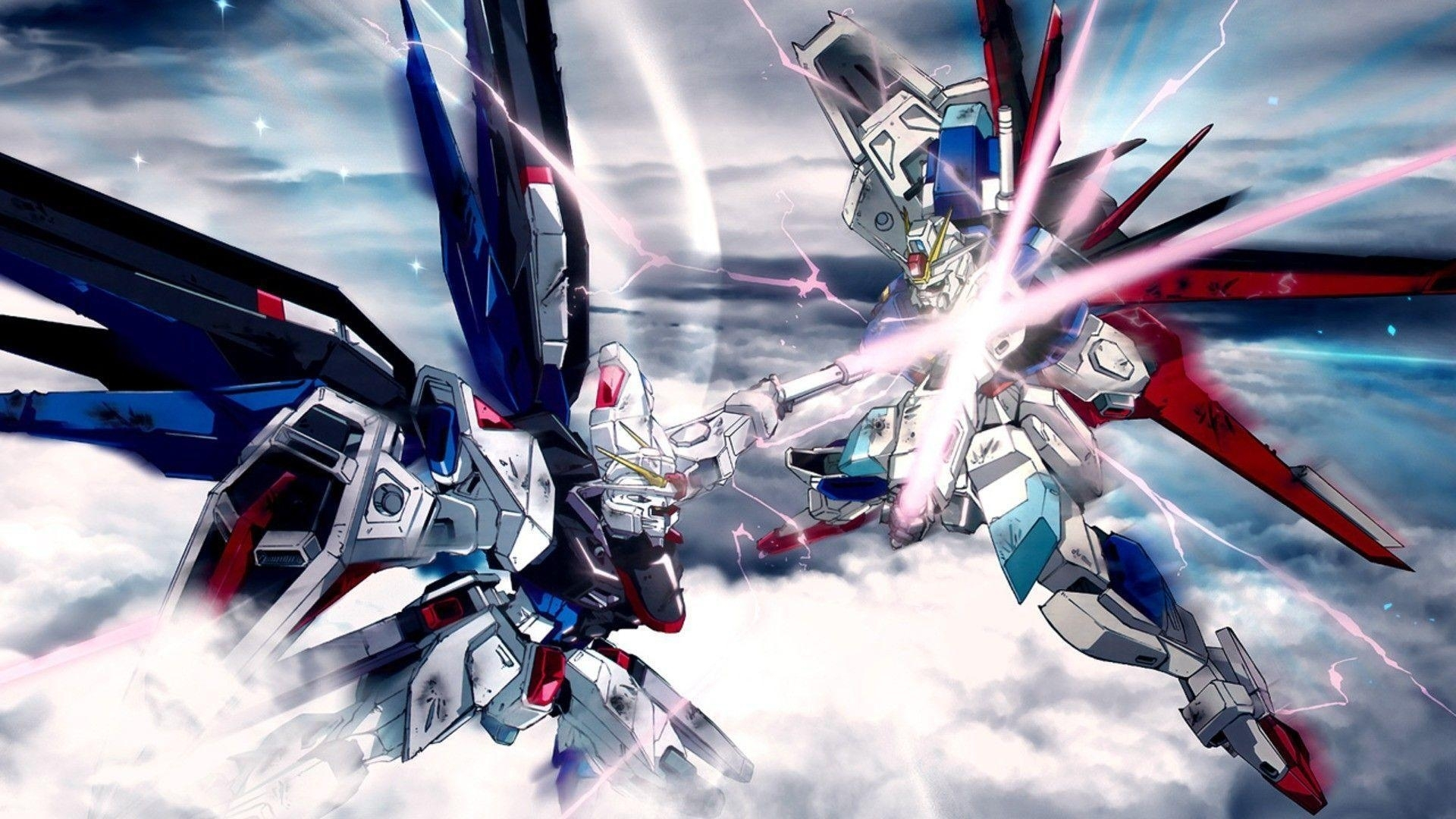 gundam seed wallpapers - wallpaper cave