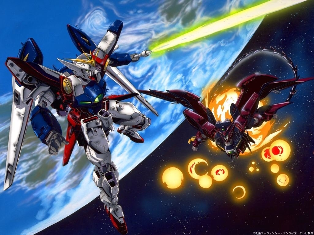 gundam wing images gundam pictures hd wallpaper and background