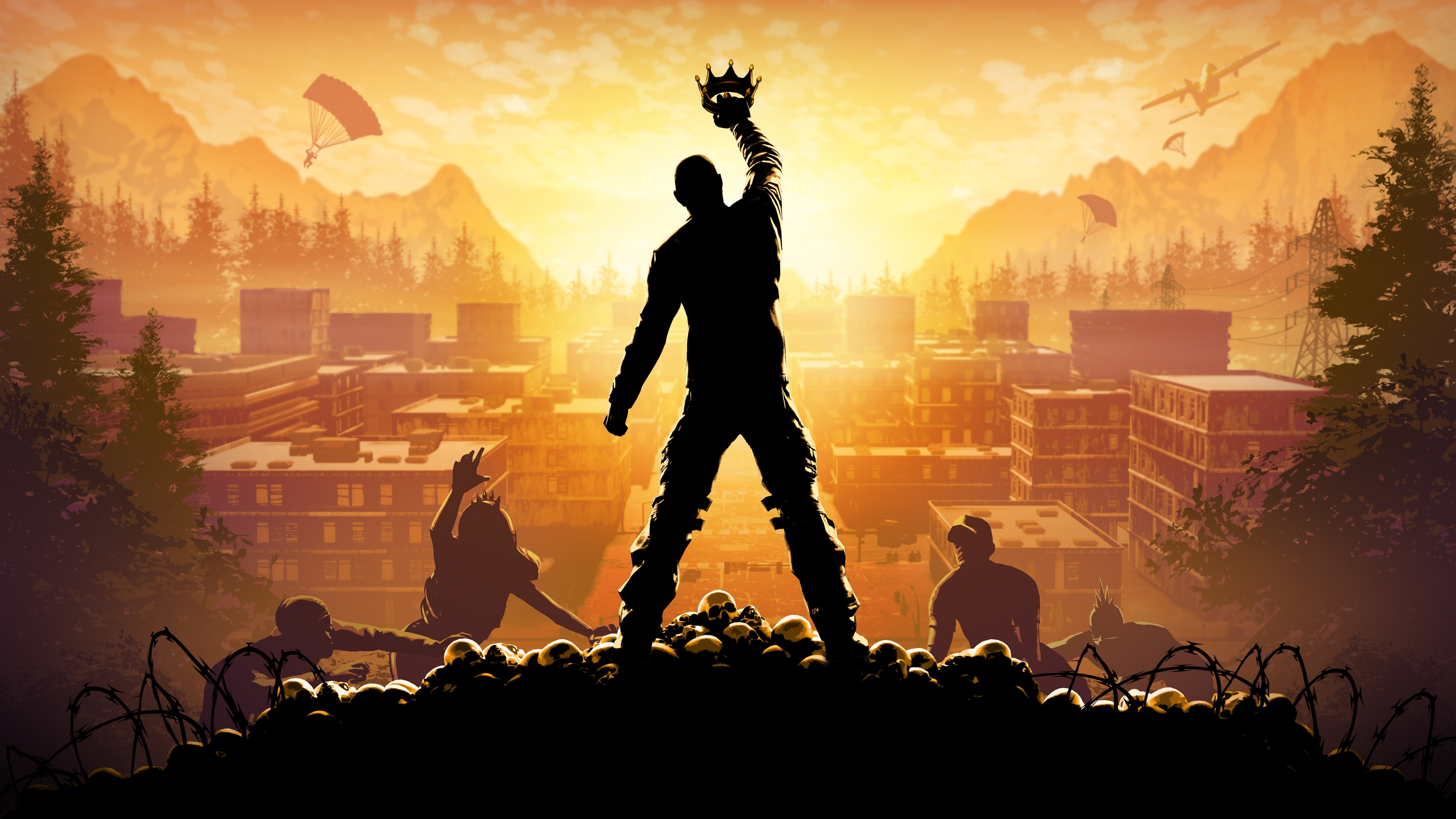 h1z1 king of the kill 5k wallpapers | hd wallpapers | id #18650