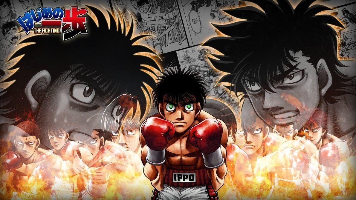 hajime no ippo wallpapers - wallpaper cave