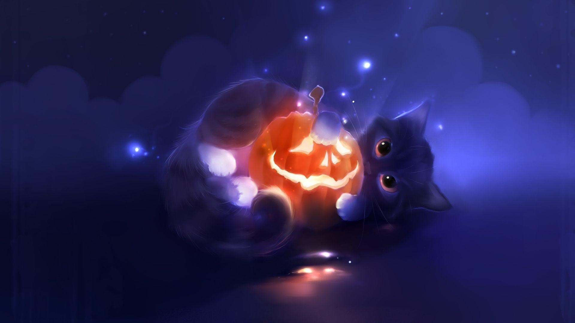 halloween cat wallpapers - wallpaper cave | best games wallpapers