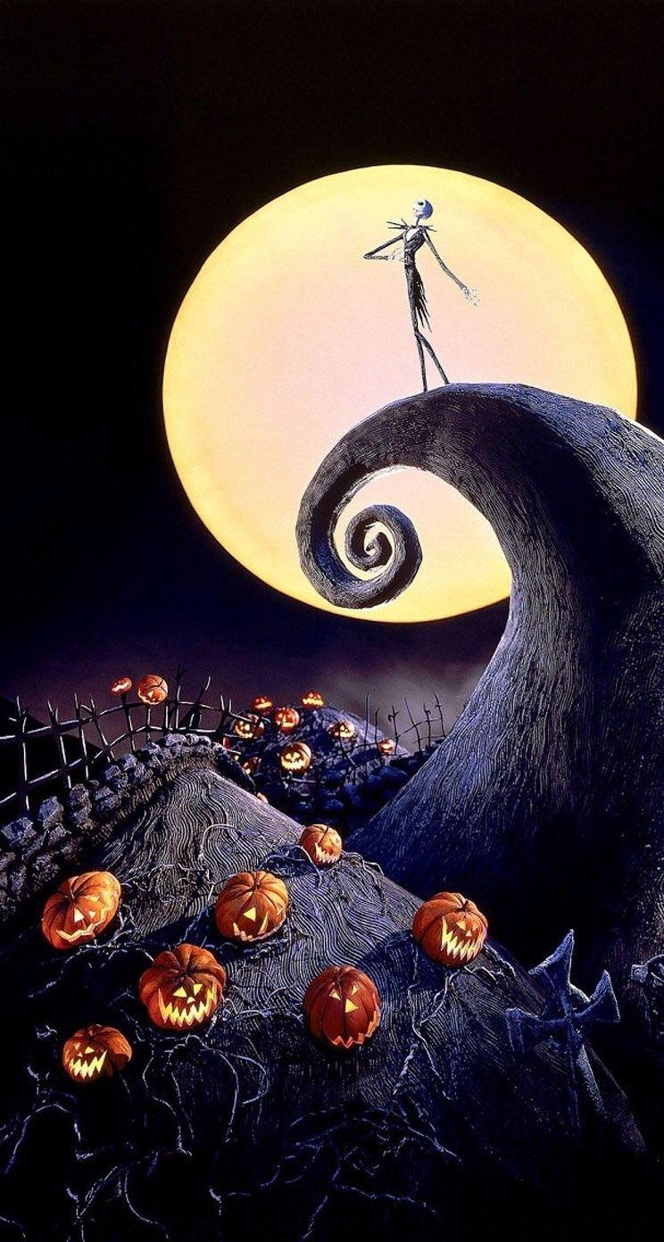 halloween full moon - halloween iphone wallpaper @mobile9 | iphone 8