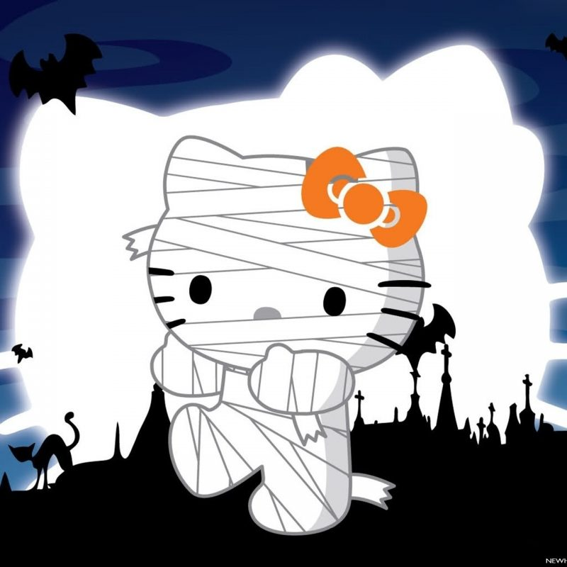 10 Top Hello Kitty Halloween Wallpapers FULL HD 1920×1080 For PC Desktop 2020 free download halloween hello kitty turns into mummy wallpaper wallpapers new hd 800x800