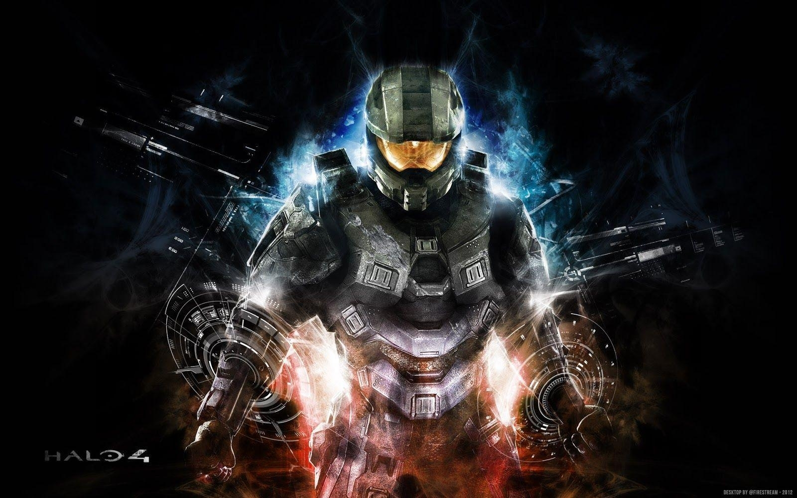 halo 4 master chief wallpapers - wallpaper cave