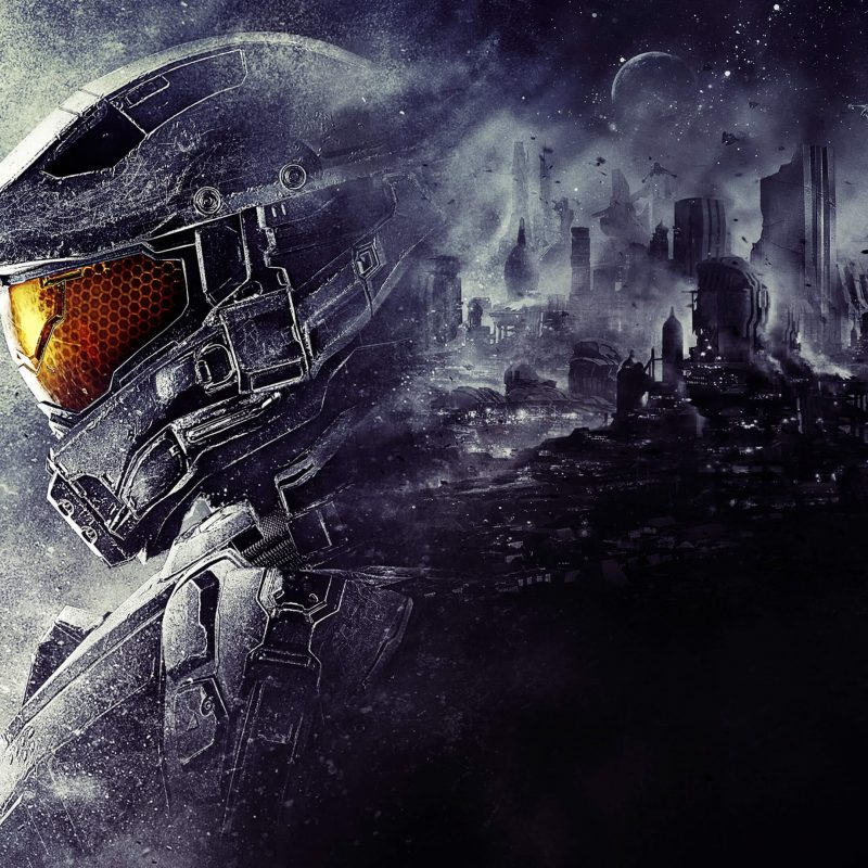 10 Top Halo 5 Master Chief Wallpaper FULL HD 1920×1080 For PC Background 2018 free download halo 5 guardians master chief helmet uhd 4k wallpaper pixelz 800x800
