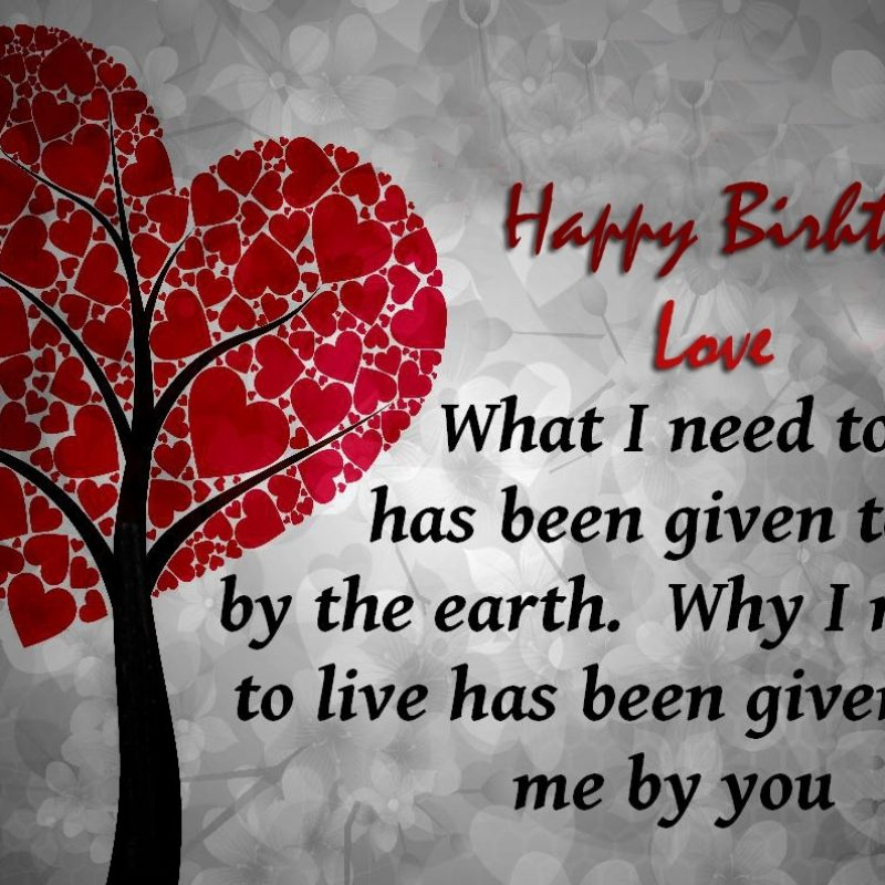 10 Best Happy Birthday Love Pics FULL HD 1920×1080 For PC Desktop 2021 free download happy birthday i love you free large images happy birthday 800x800
