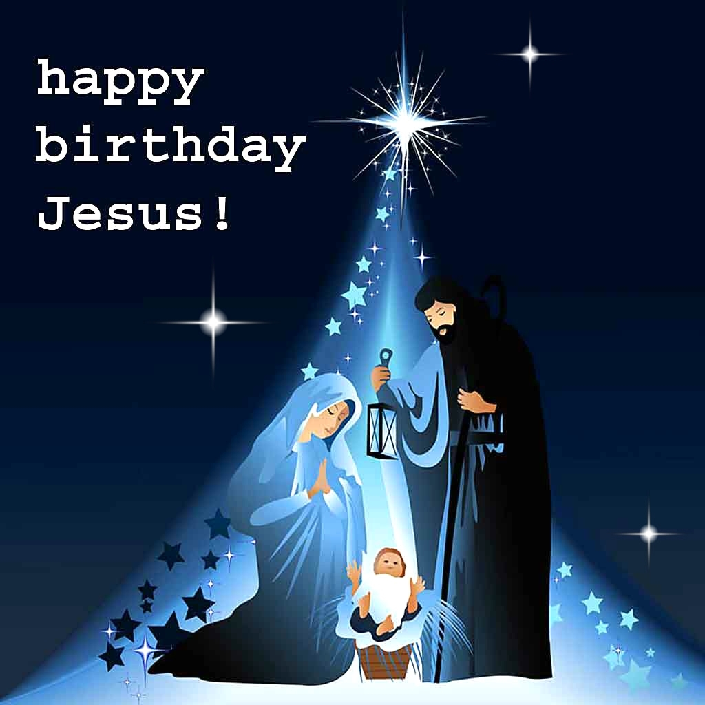 happy birthday jesus quotes , hd wallpapers & hymns