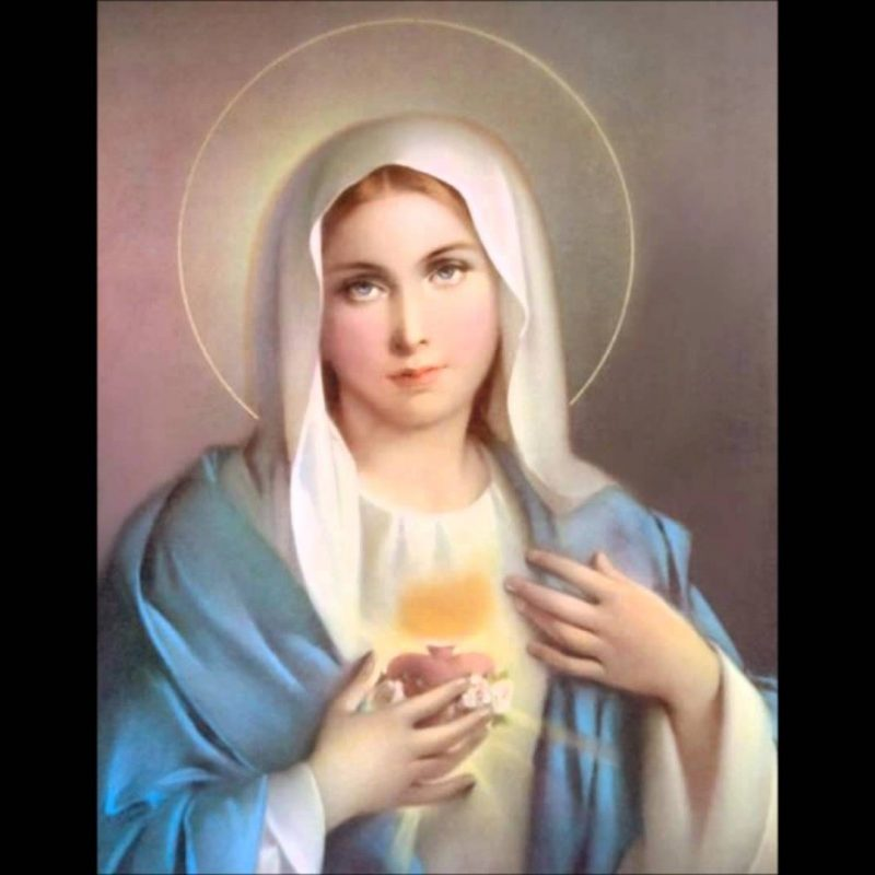 10 Latest Picture Of Mother Mary FULL HD 1080p For PC Background 2018 free download happy birthday mother mary 09 08 11 youtube 800x800