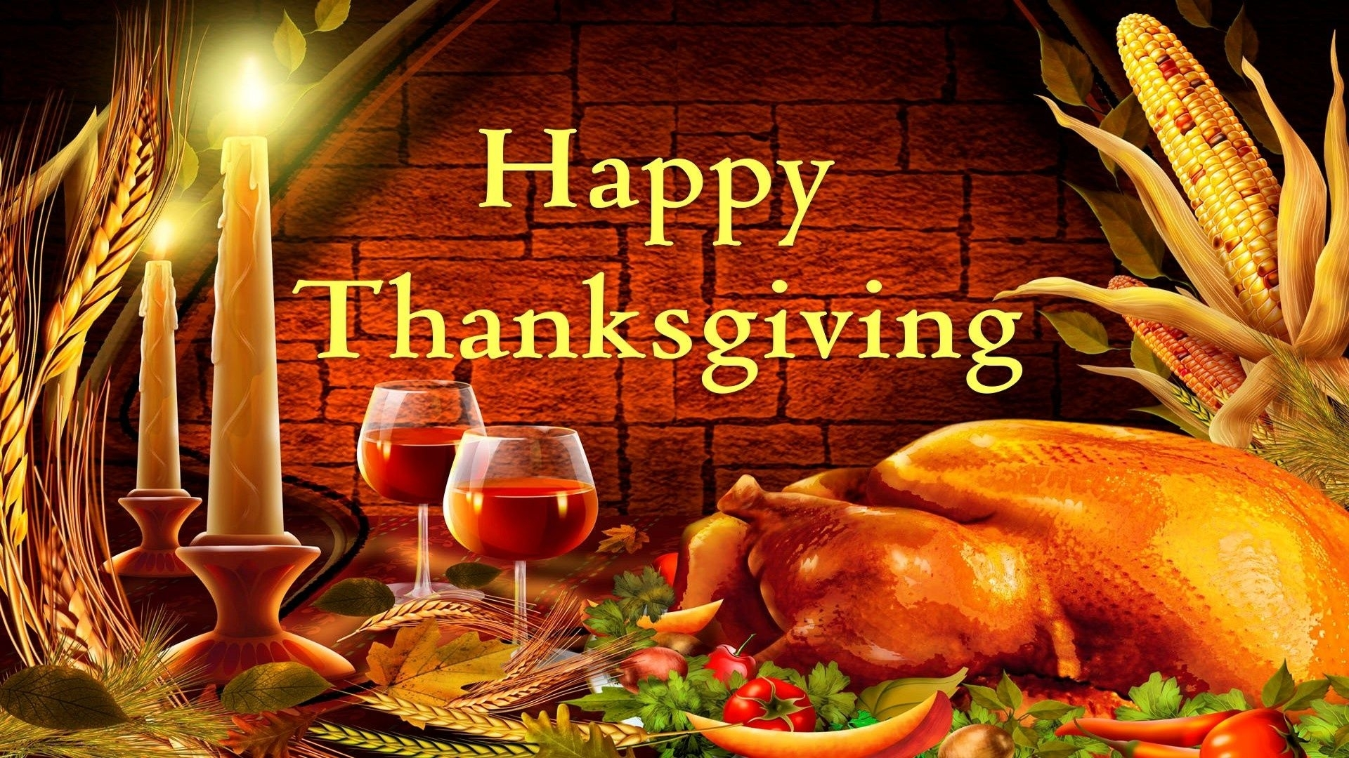 happy thanksgiving | related pictures animated wallpaper flower and