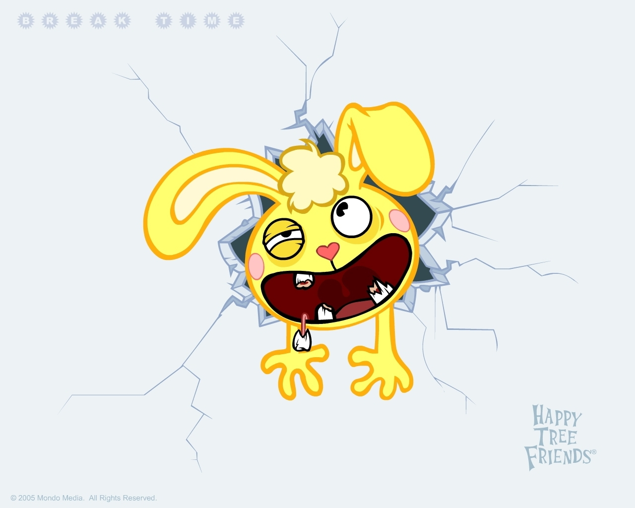 happy tree friends wallpaper and background image   1280x1024   id