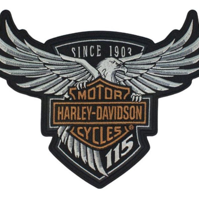 10 Best Harley Davidson Emblem Images FULL HD 1920×1080 For PC Desktop 2018 free download harley davidson 115th anniversary eagle emblem patch large 8 x 6 800x800