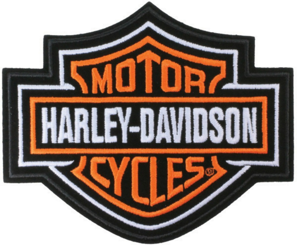 harley-davidson® bar and shield® medium emblem emb302383