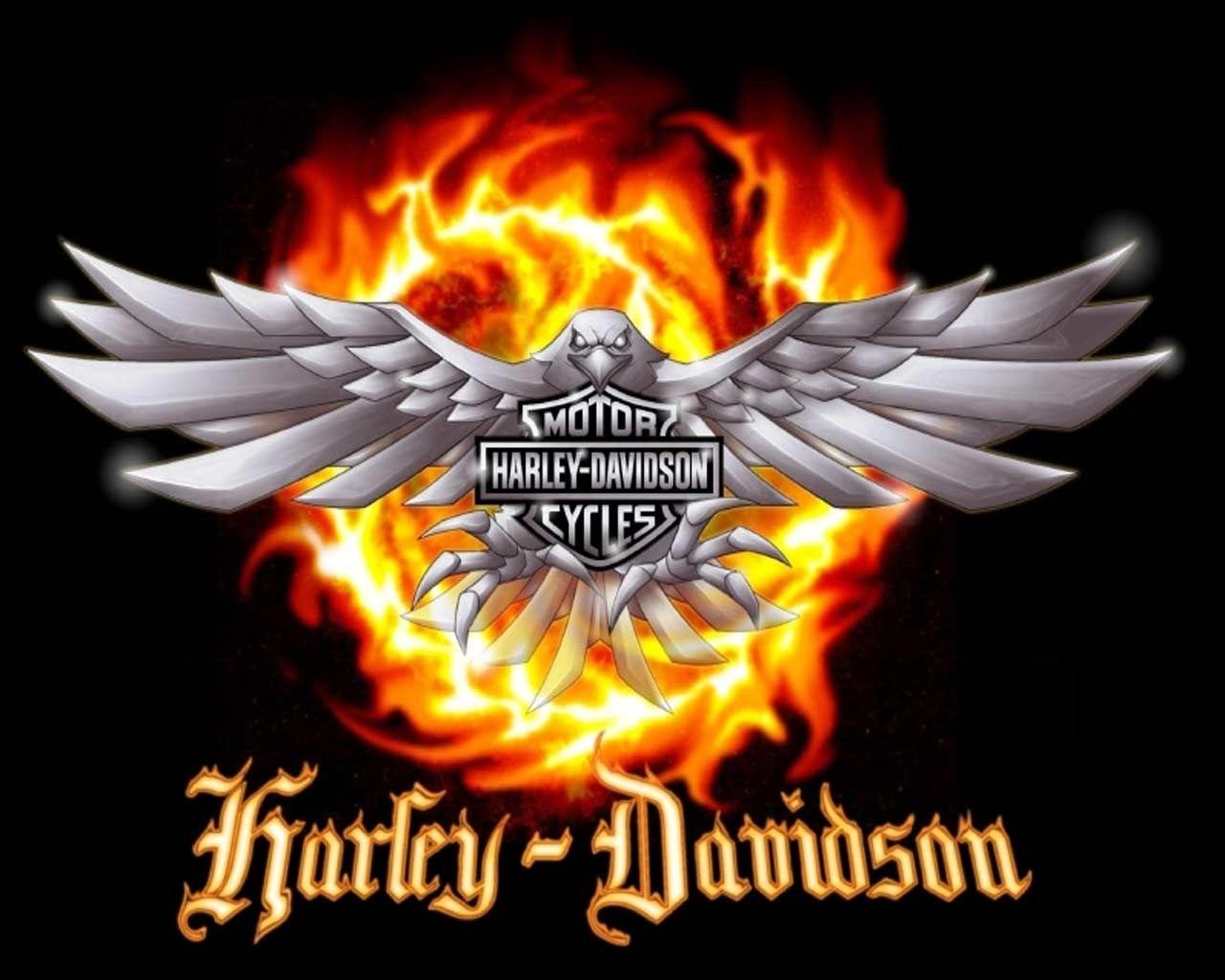 harley-davidson logo wallpaper | harley-davidson logo | harley's