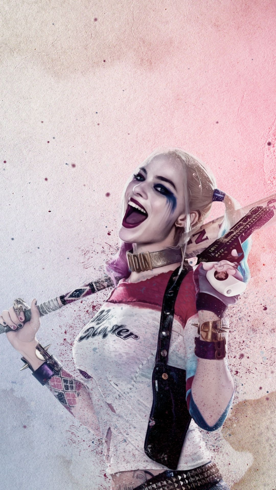 harley quinn suicide squad iphone 6 wallpaper - http://wallpaperzone