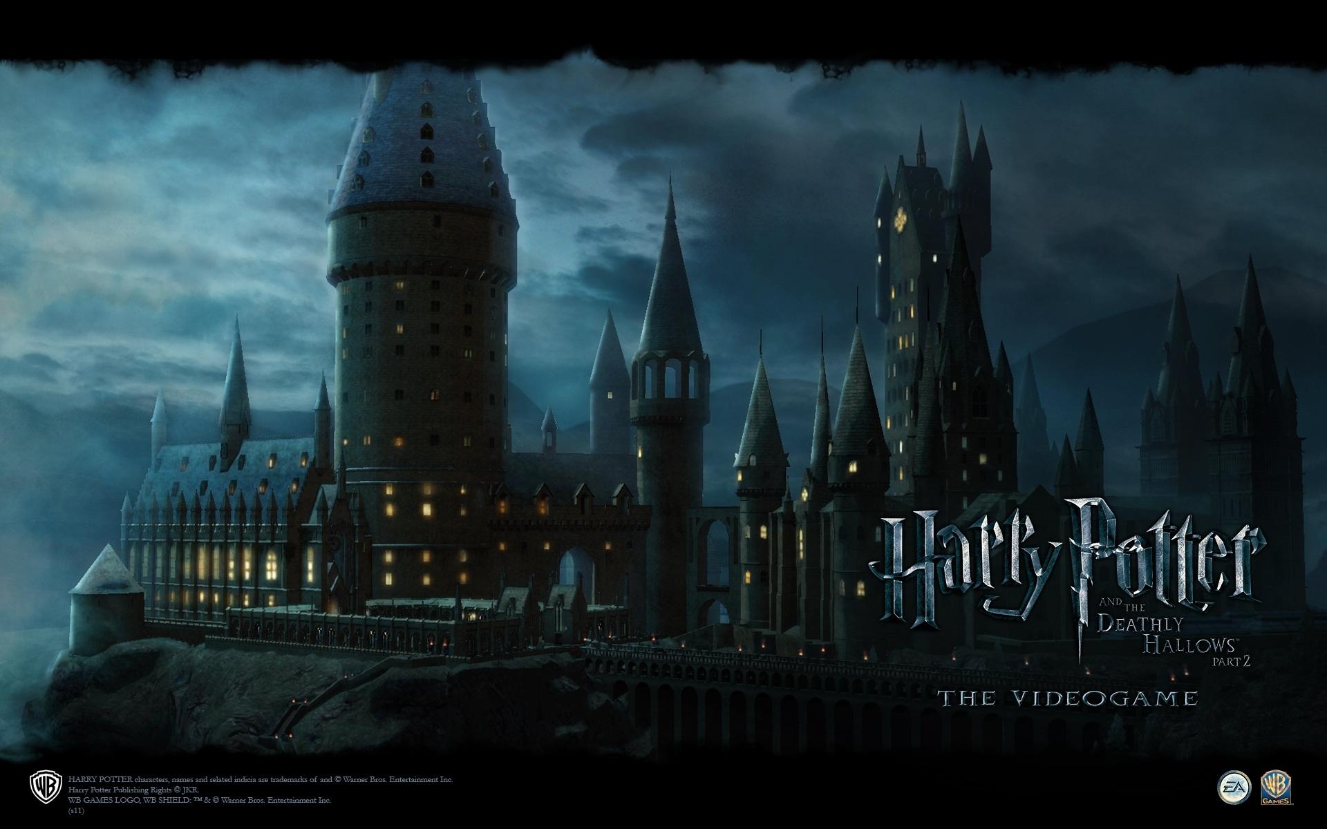 harry potter desktop backgrounds of video game. - media file