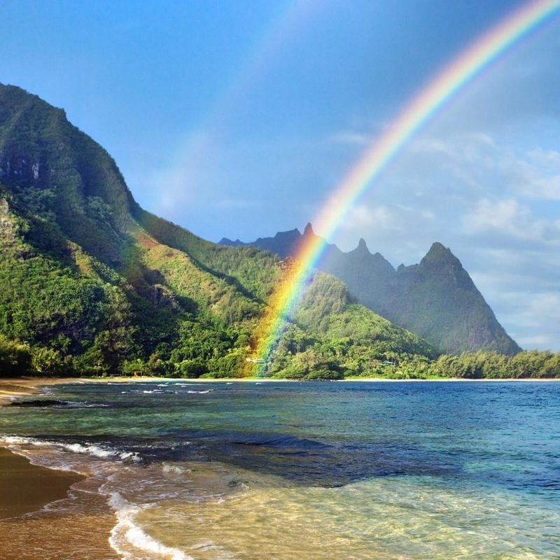 10 New Hawaii Beach Pictures Wallpapers FULL HD 1920×1080 For PC Background 2018 free download hawaiian beach with rainbow wallpaper wallpaper studio 10 tens 800x800