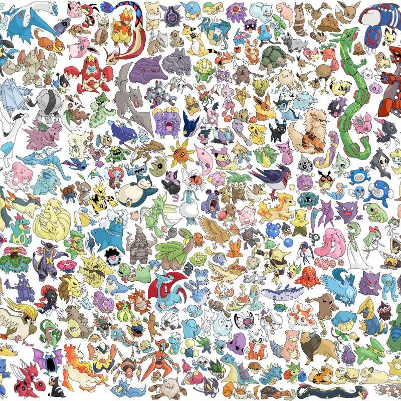 10 Most Popular Pokemon Wallpaper All Pokemon FULL HD 1080p For PC Desktop 2018 free download hd all pokemon wallpaper ololoshenka pinterest pokemon 800x800