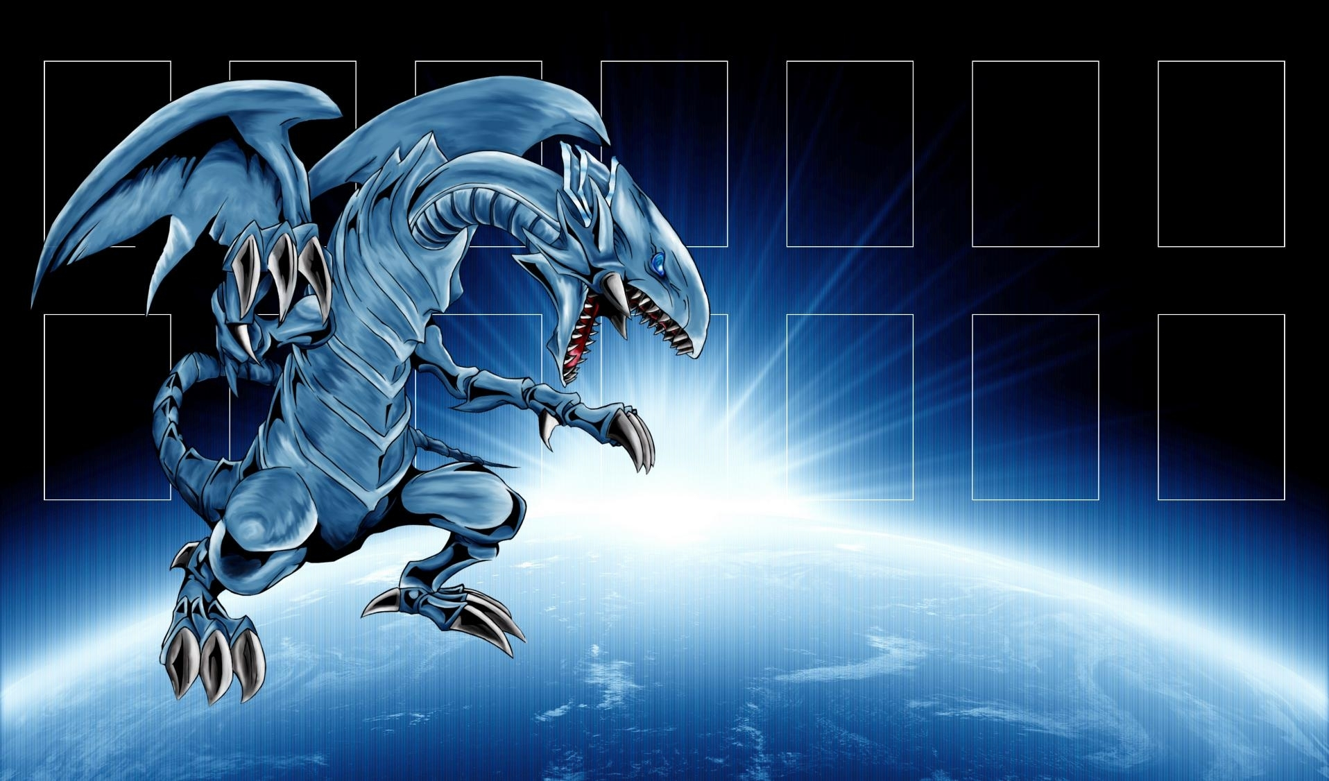 hd blue eyes white dragon wallpapers. - media file | pixelstalk
