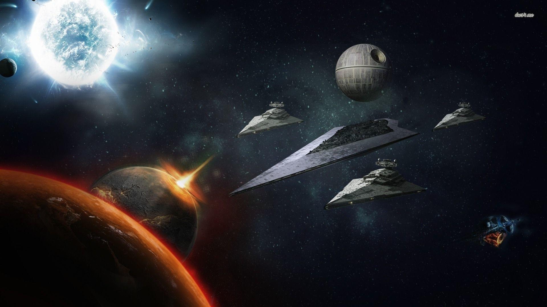 10 Top Death Star Wallpaper 1920X1080 FULL HD 1080p For PC ...