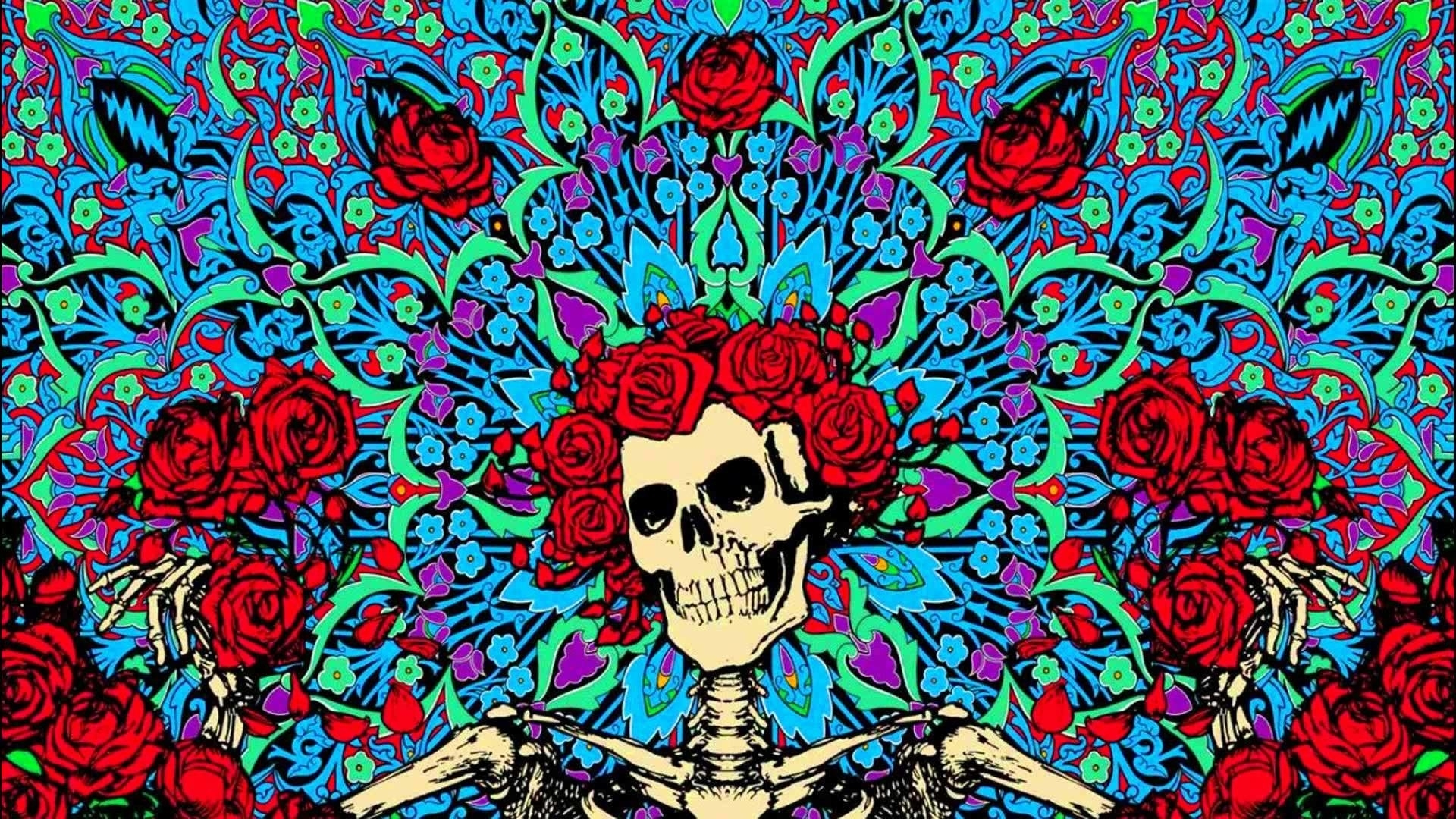 hd grateful dead wallpaper (65+ images)