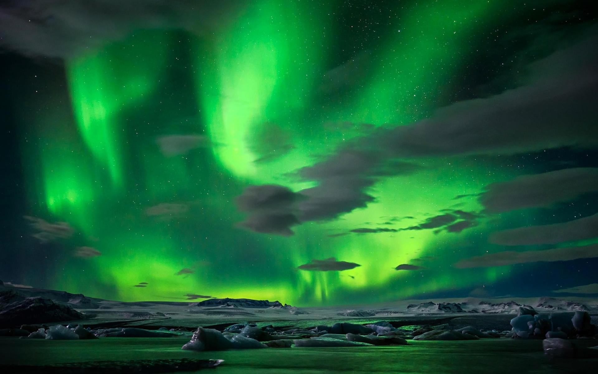 hd northern lights wallpapers - wallpaper.wiki