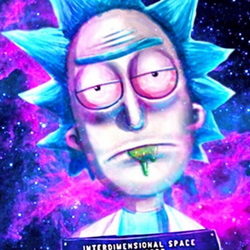 10 Top Trippy Rick And Morty Wallpaper FULL HD 1920×1080 For PC Background 2018 free download hd rick and morty cartoon network iphone wallpaper 2018 iphone 800x800