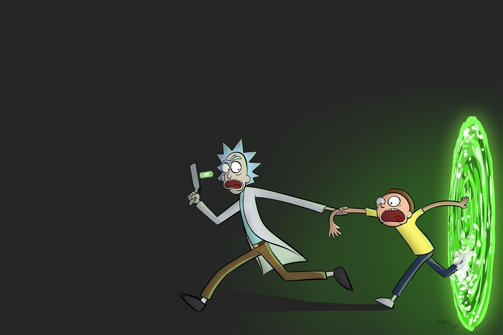 10 Top 4K Rick And Morty Wallpaper FULL HD 1920×1080 For ...