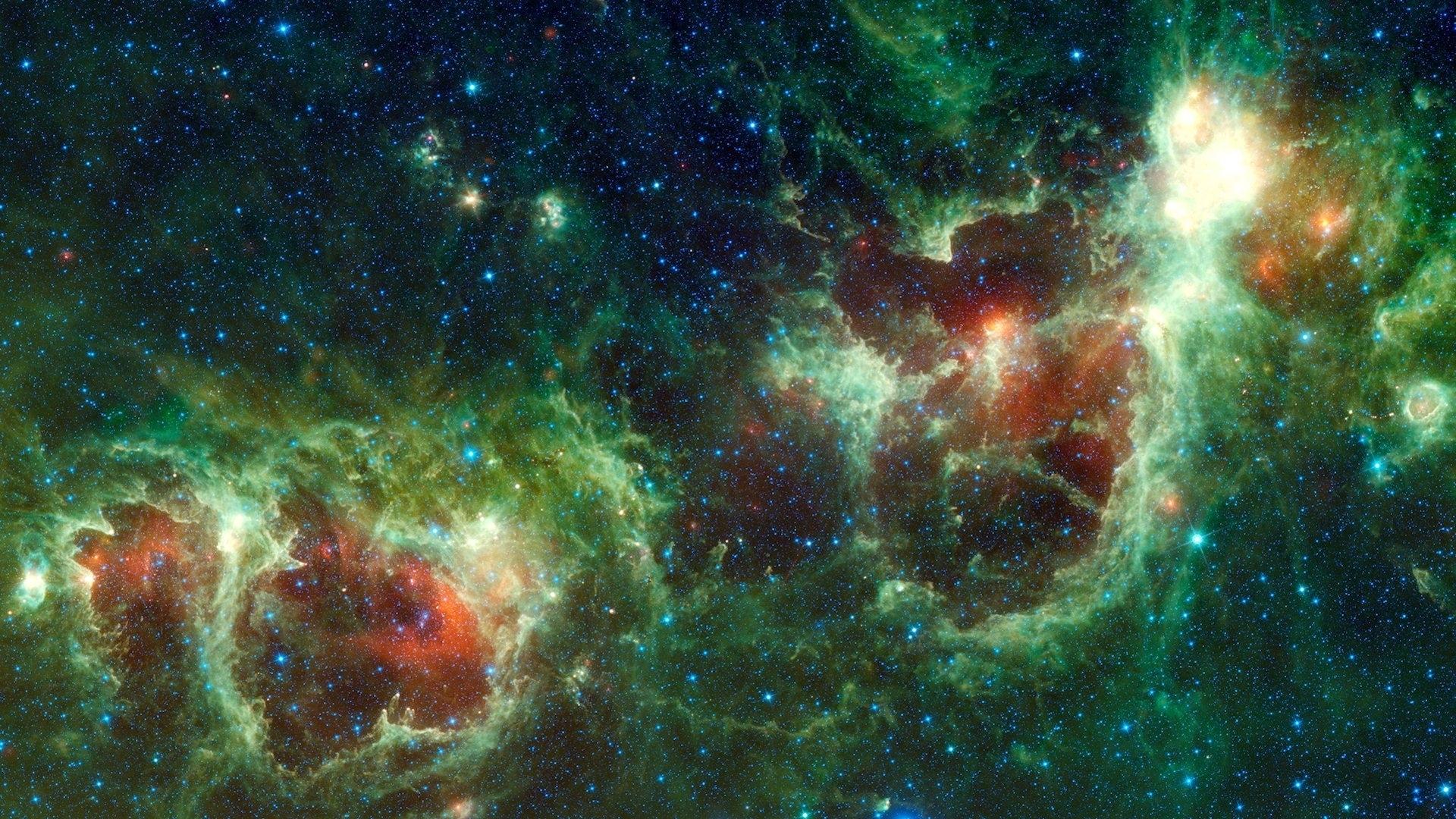 heart and soul nebula - walldevil