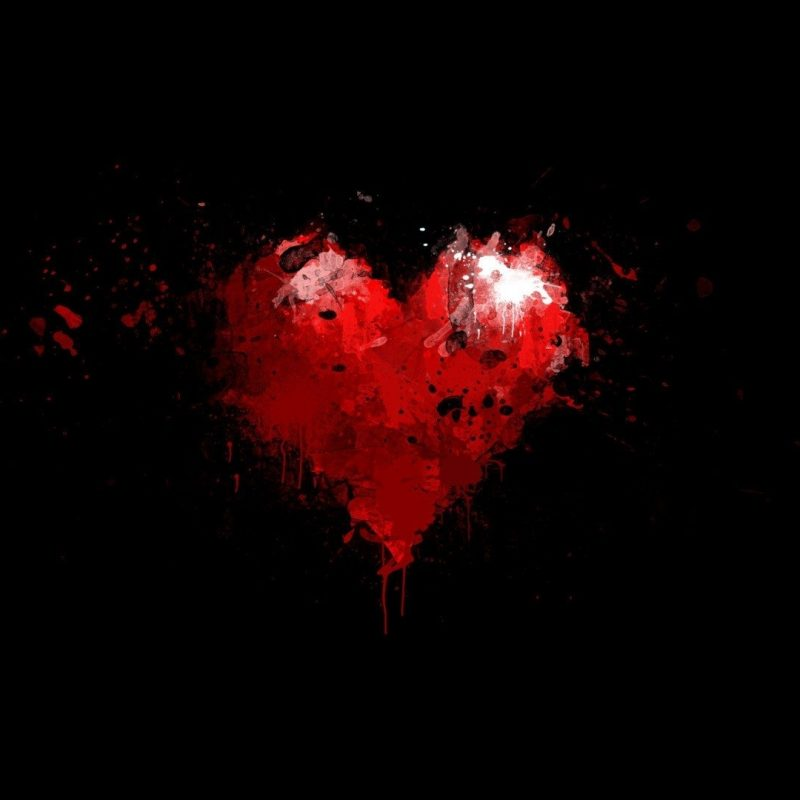 10 Best Hearts With Black Background FULL HD 1920×1080 For PC Desktop 2020 free download heart black background 625293 walldevil 800x800