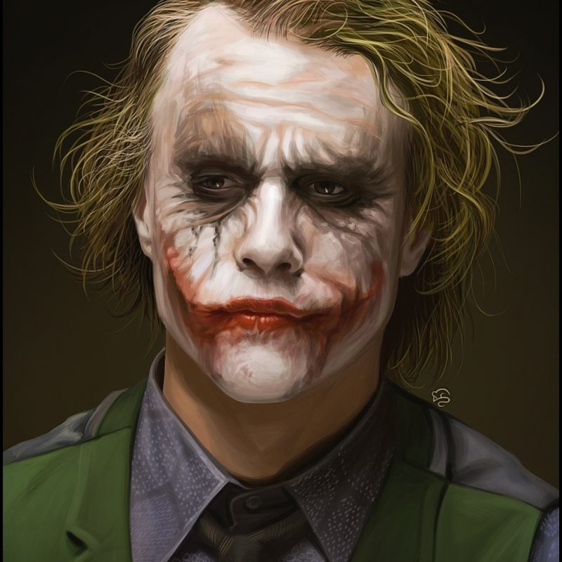 10 Best The Joker Heath Ledger Wallpaper FULL HD 1920×1080 For PC Background 2020 free download heath ledgers jokertovmauzer on deviantart 3 800x800