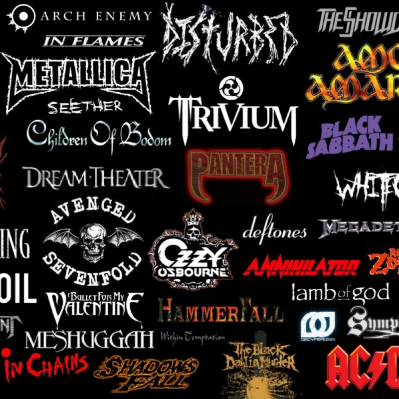 10 Best Heavy Metal Bands Wallpapers FULL HD 1920×1080 For PC Desktop 2020 free download heavy metal bands wallpapers group 74 800x800