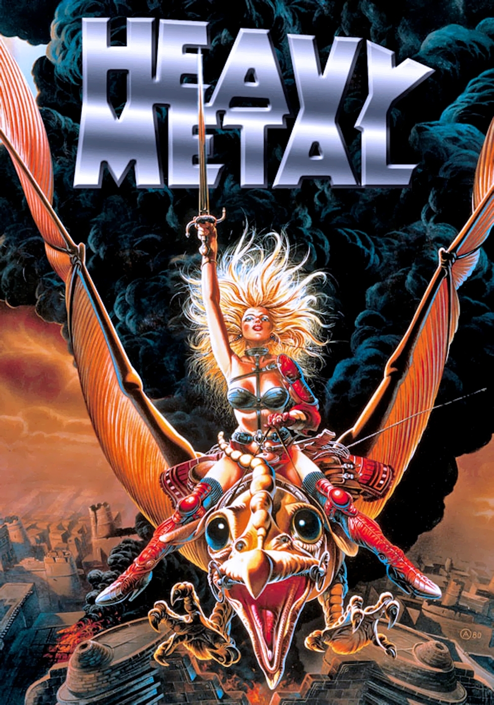 heavy metal | movie fanart | fanart.tv