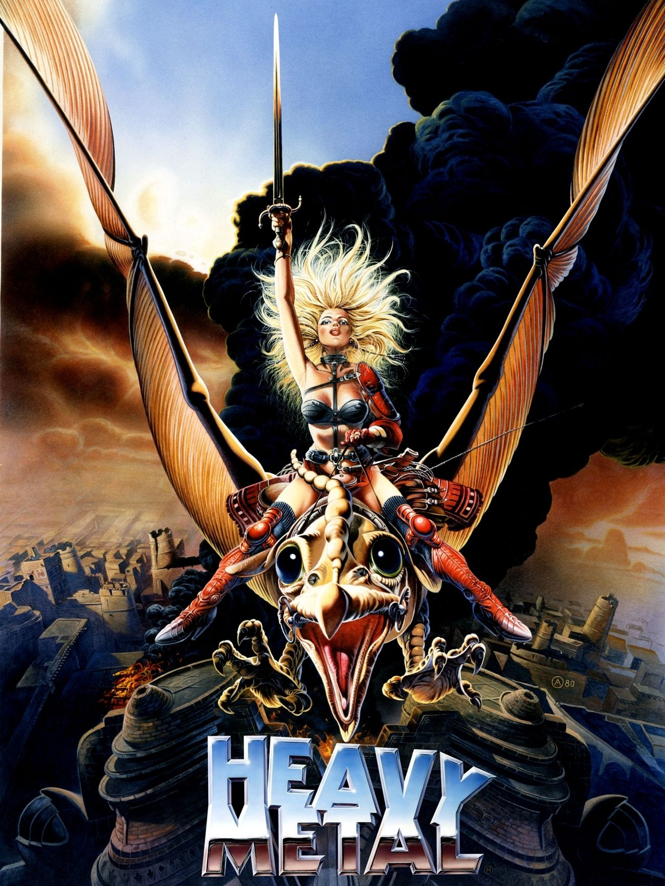heavy metal movie trailer and videos | tv guide