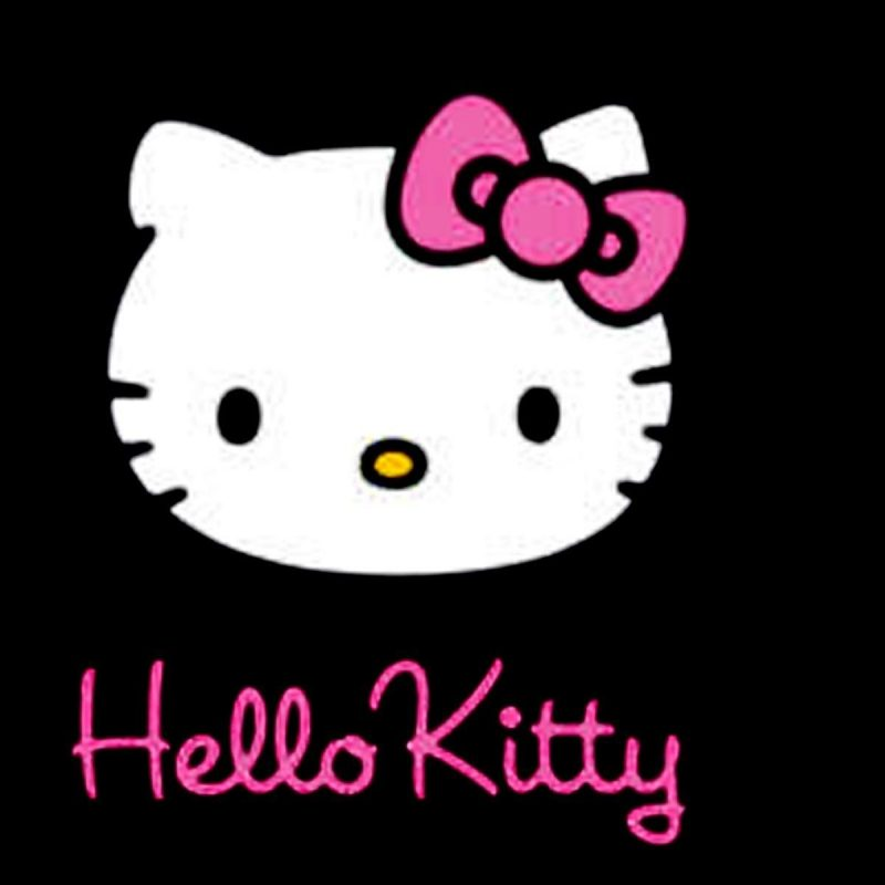 10 Most Popular Hd Hello Kitty Wallpapers FULL HD 1080p For PC Desktop 2021 free download hello kitty black background wallpaper baltana 1 800x800