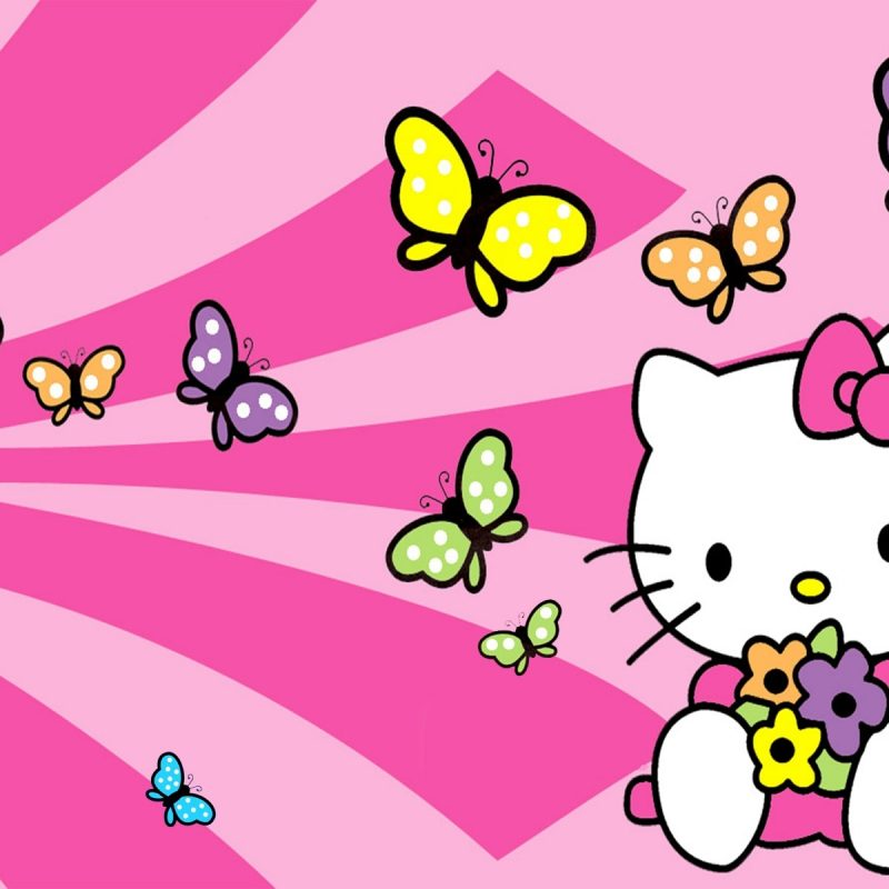 10 Latest Hello Kitty Hd Wallpaper FULL HD 1920×1080 For PC Background 2018 free download hello kitty butterfly wallpaper baltana 800x800
