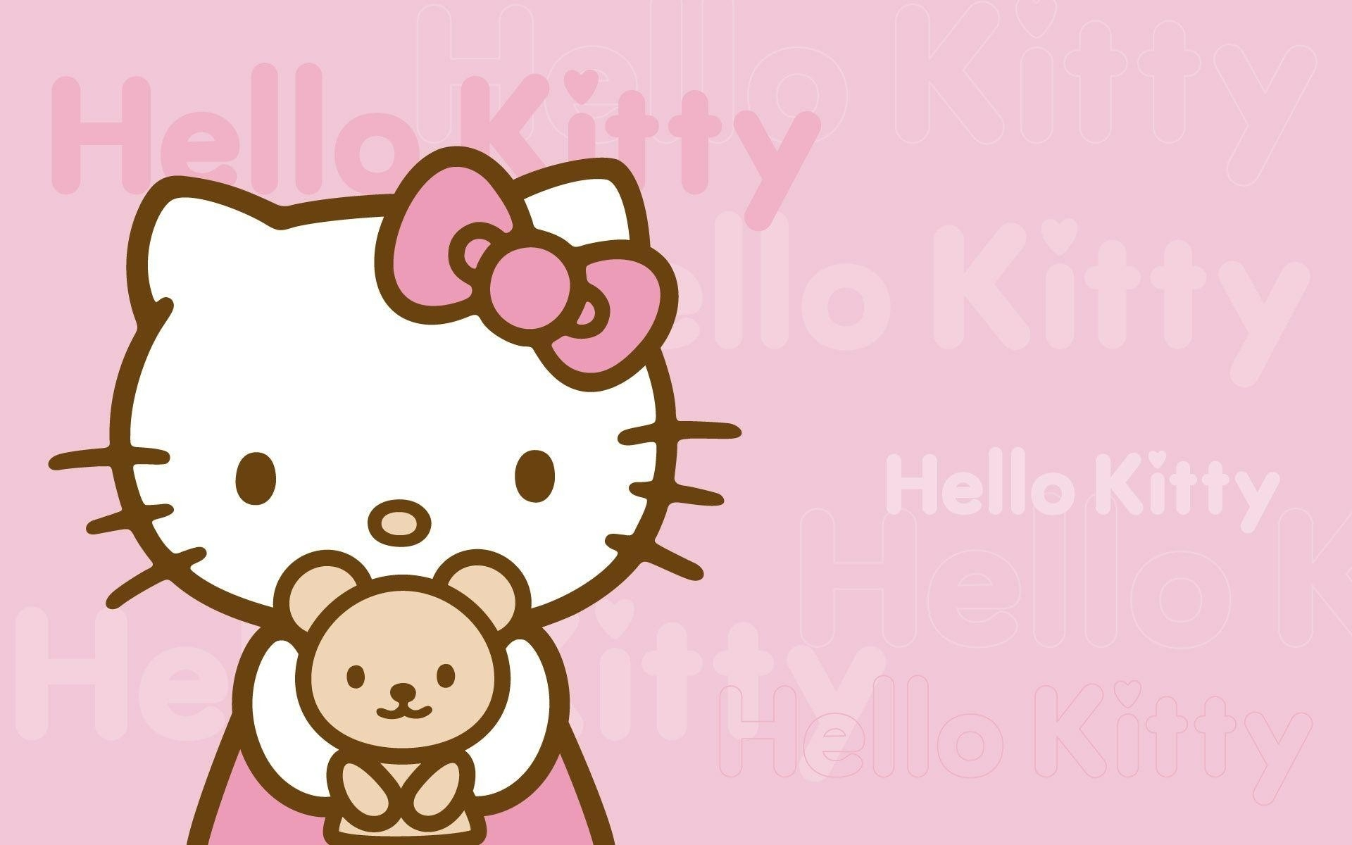 hello kitty desktop background wallpapers (61+ images)