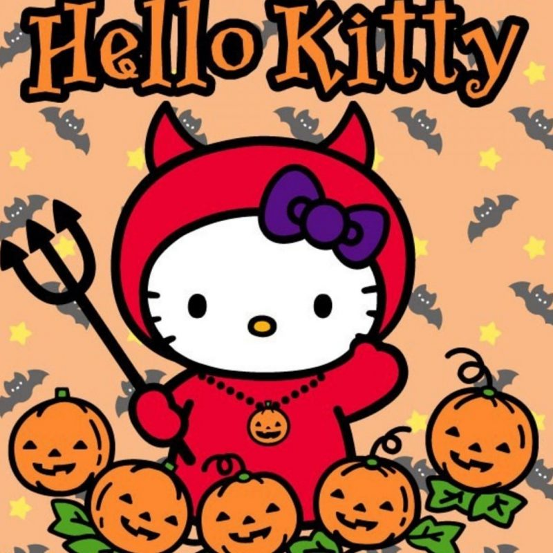 10 Top Hello Kitty Halloween Wallpapers Full Hd 1920 1080 For Pc