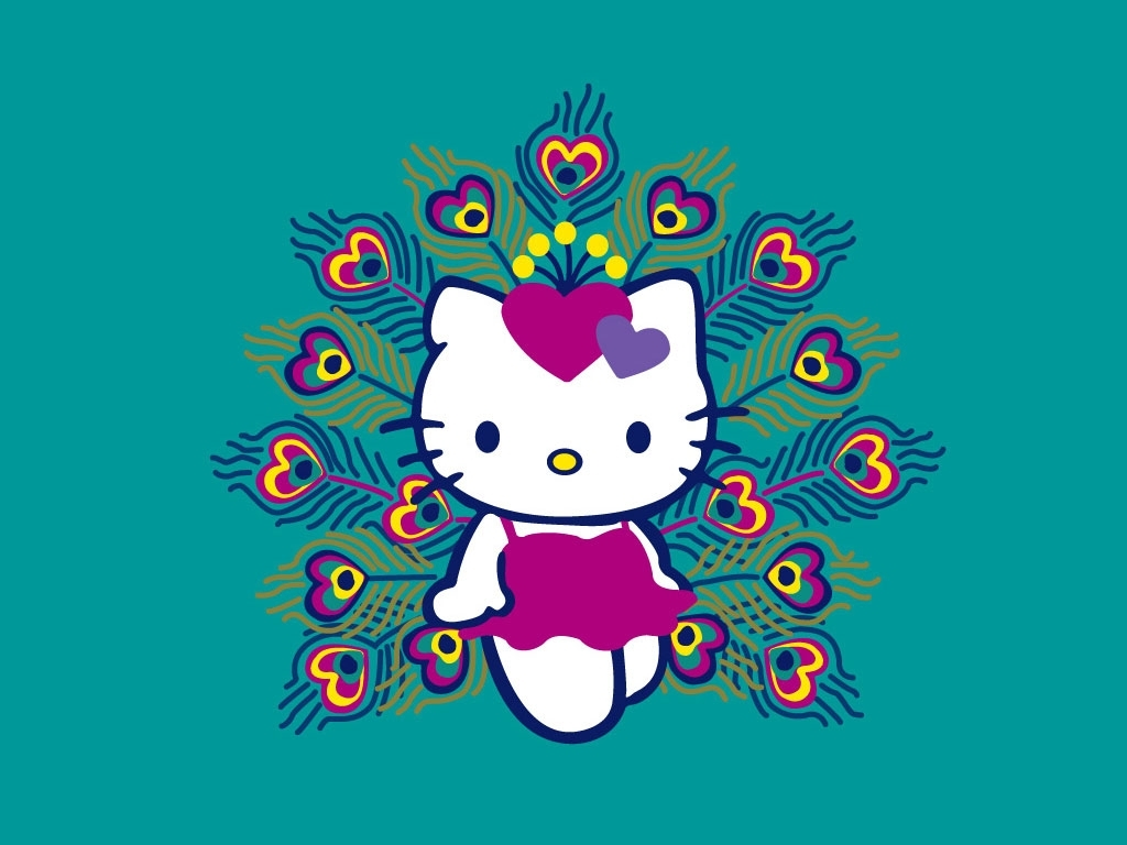 hello kitty hello kitty background image for tablet - cartoons