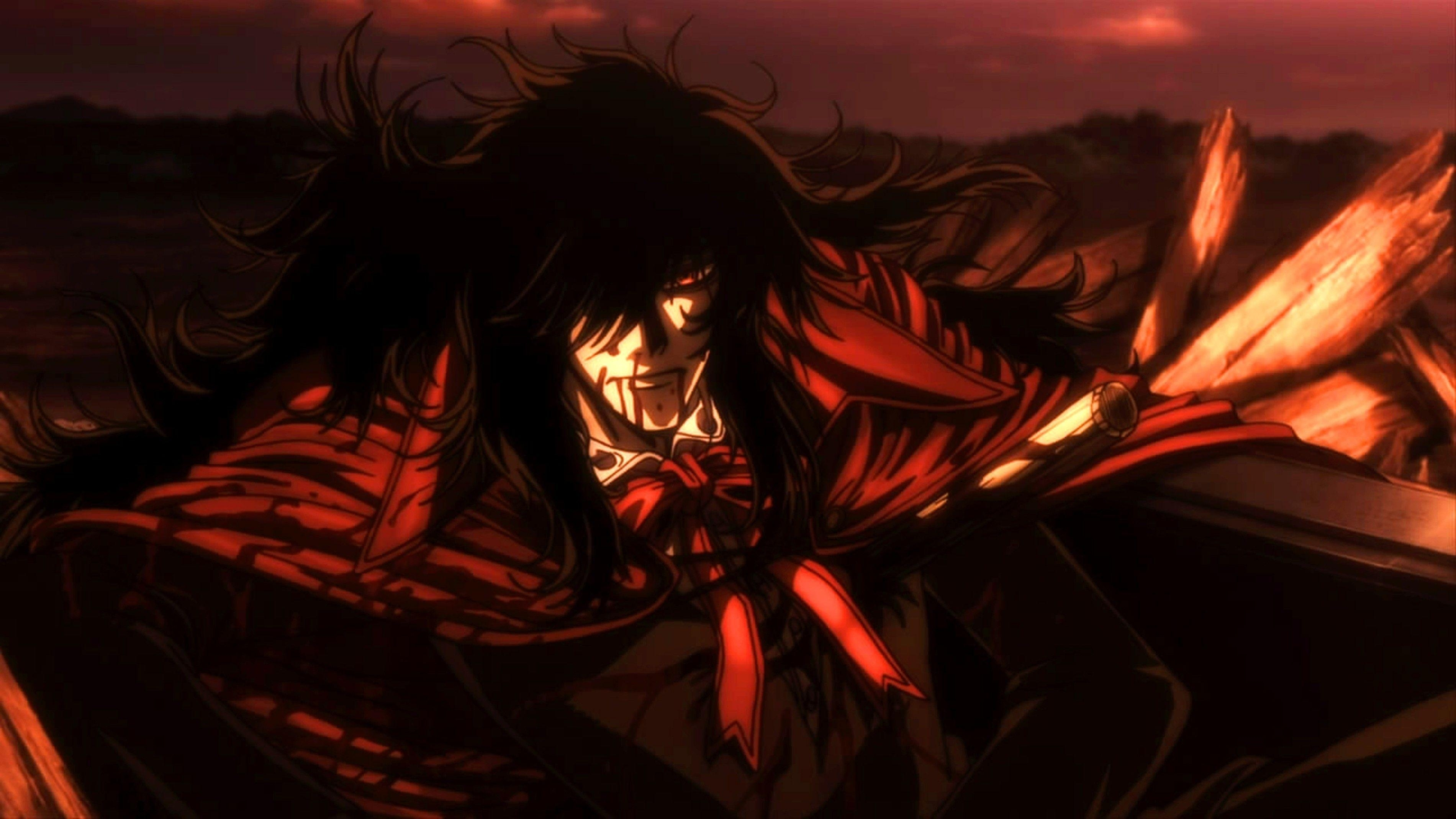 hellsing ultimate wallpapers - wallpaper cave